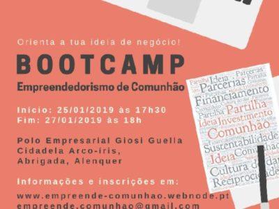 Próximo Bootcamp de Empreendedorismo de Comunhão